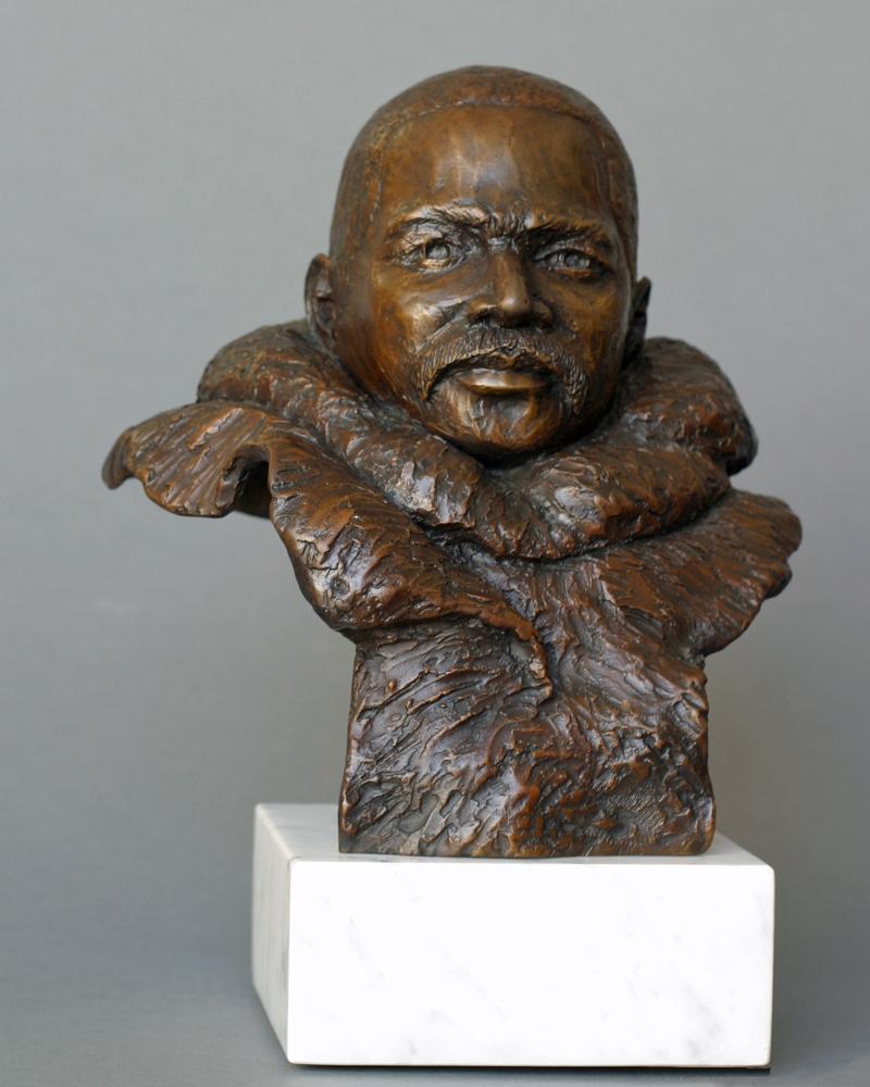 Matthew Henson (maquette)