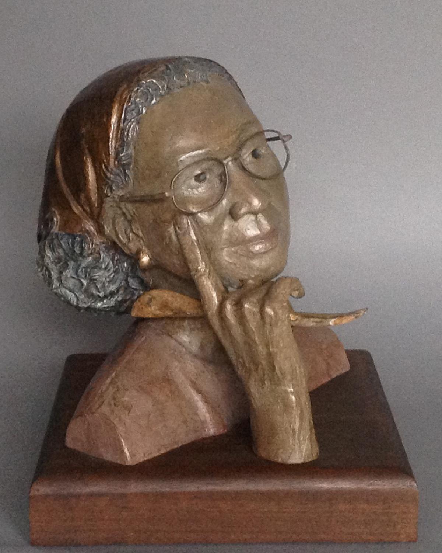 Sculptor's Selfie